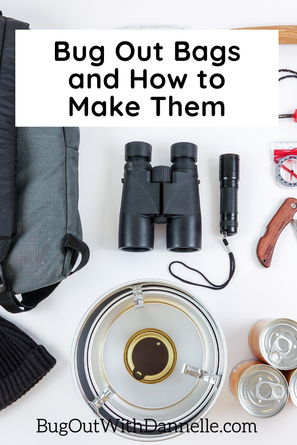 Get Our Checklist for Bug Out Bag Making