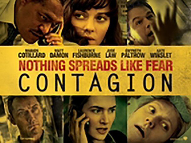 15 of the Best Disaster Movies Worth Watching contagion movie poster