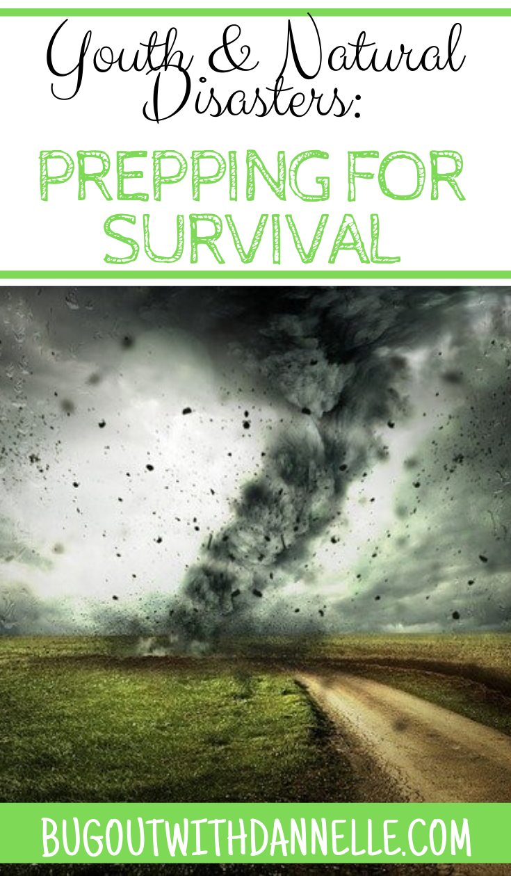 Youth and Natural Disasters: Prepping for Survival
