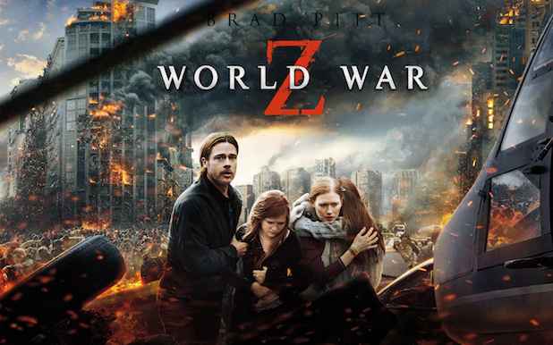 15 of the Best Disaster Movies Worth Watching world war z poster