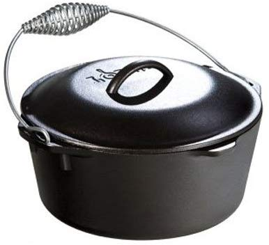 dutch oven for a wood stove