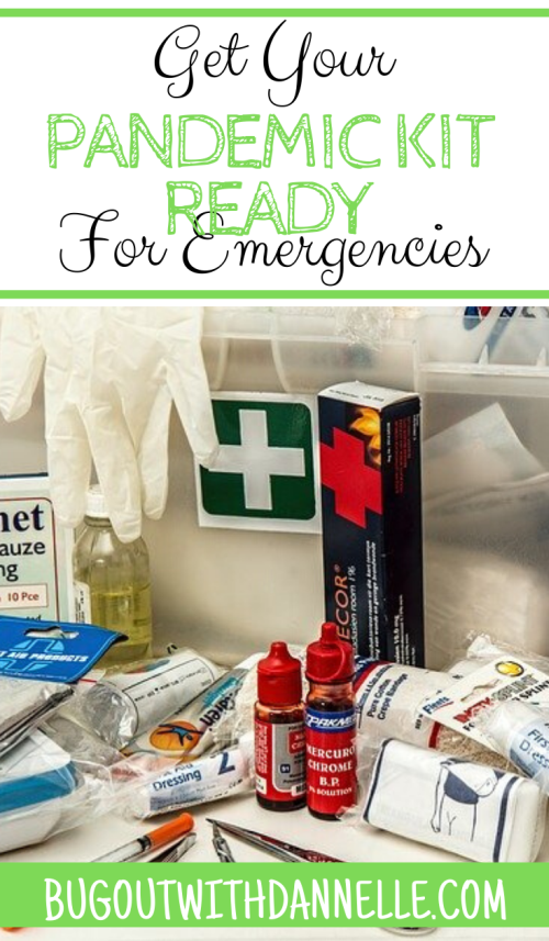 Get Your Pandemic Kit Ready For Emergencies