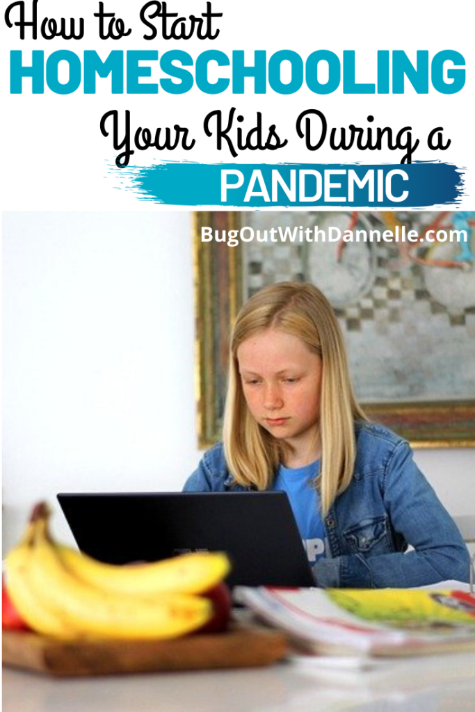 How to start homeschooling article cover image