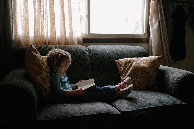 entertainment ideas for kids reading a book