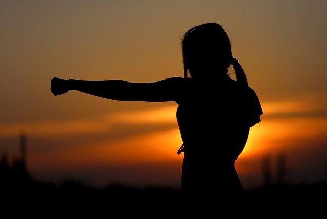 Learn During Quarantine women's self defense classes