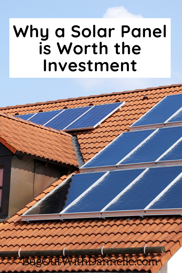 Why a Solar Panel is Worth the Investment