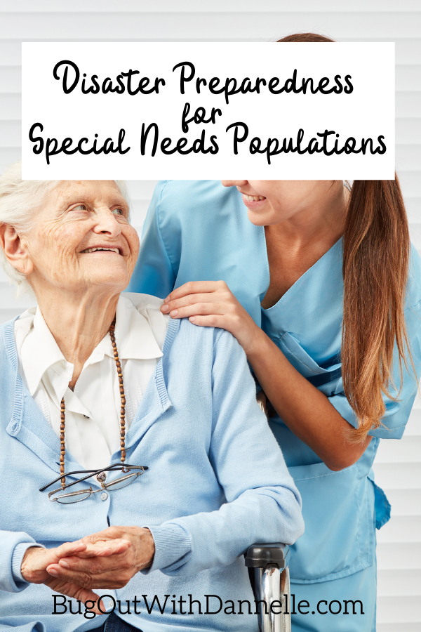 Disaster Preparedness for Special Needs Populations article cover image