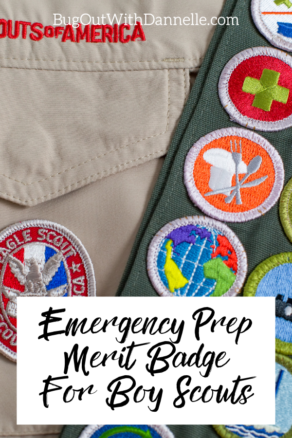 Emergency Prep Merit Badge For Boy Scouts article cover image