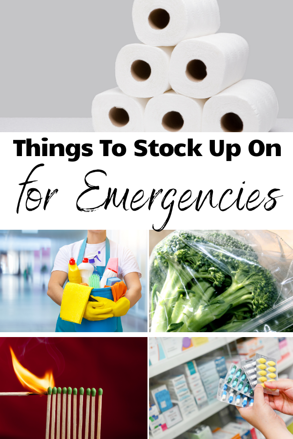 Things To Stock Up On NOW Because They Are The First To Vanish