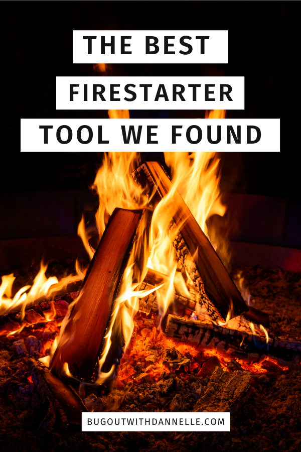 The Firestarter Tool We Like the Most picture of a roaring campfire