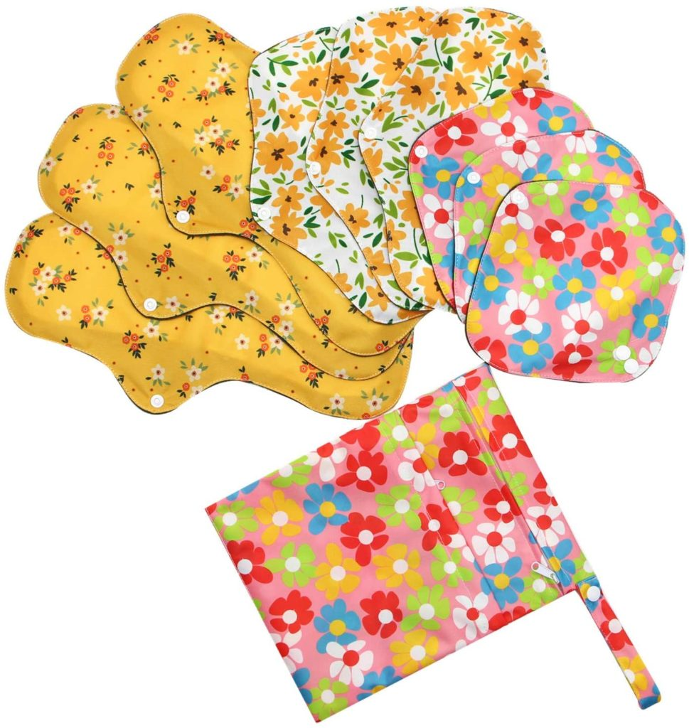 Five Survival Tips for Females - How to Handle Your Menstrual Cycle During Survival with reusable pads