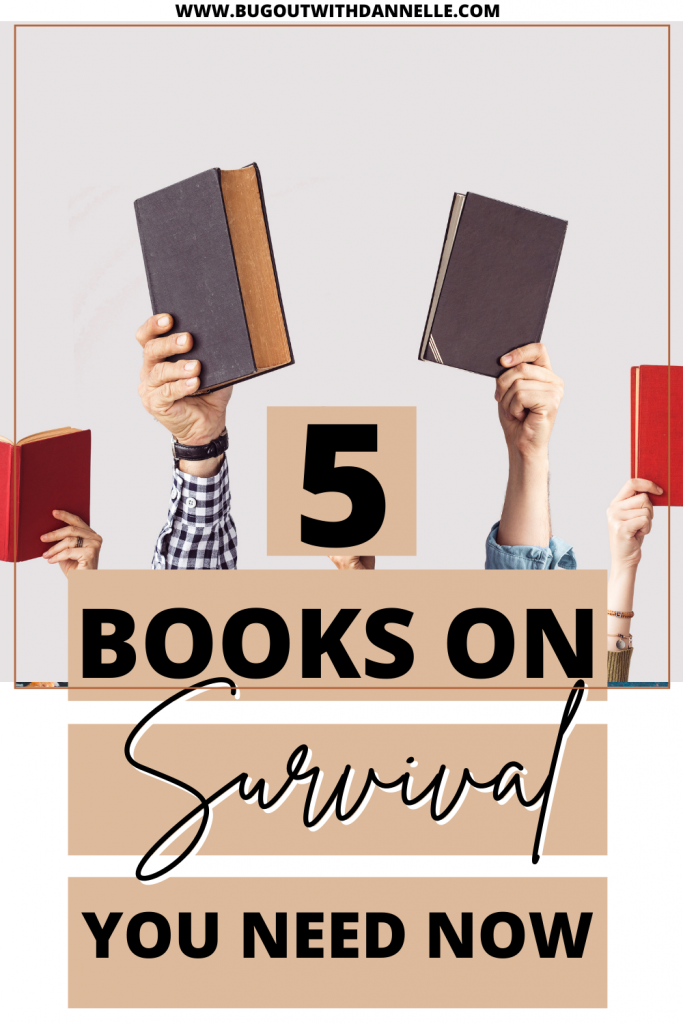 5 Books on Survival You Should Get Now