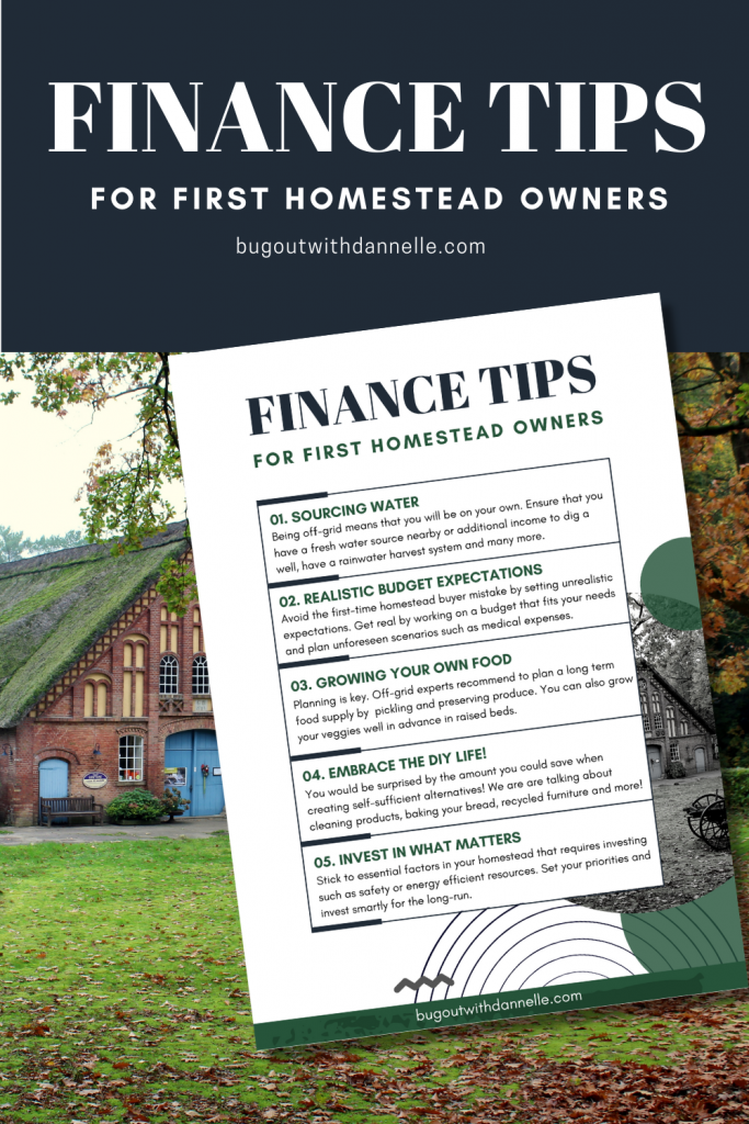 finding a new home finance worksheet