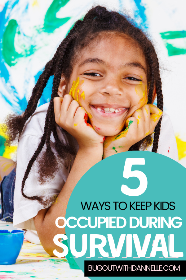 Five Ways to Keep Kids Occupied During Survival