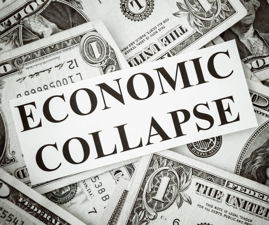 5 Threats You'll Face When the Economy and Economic Indicators Collapse