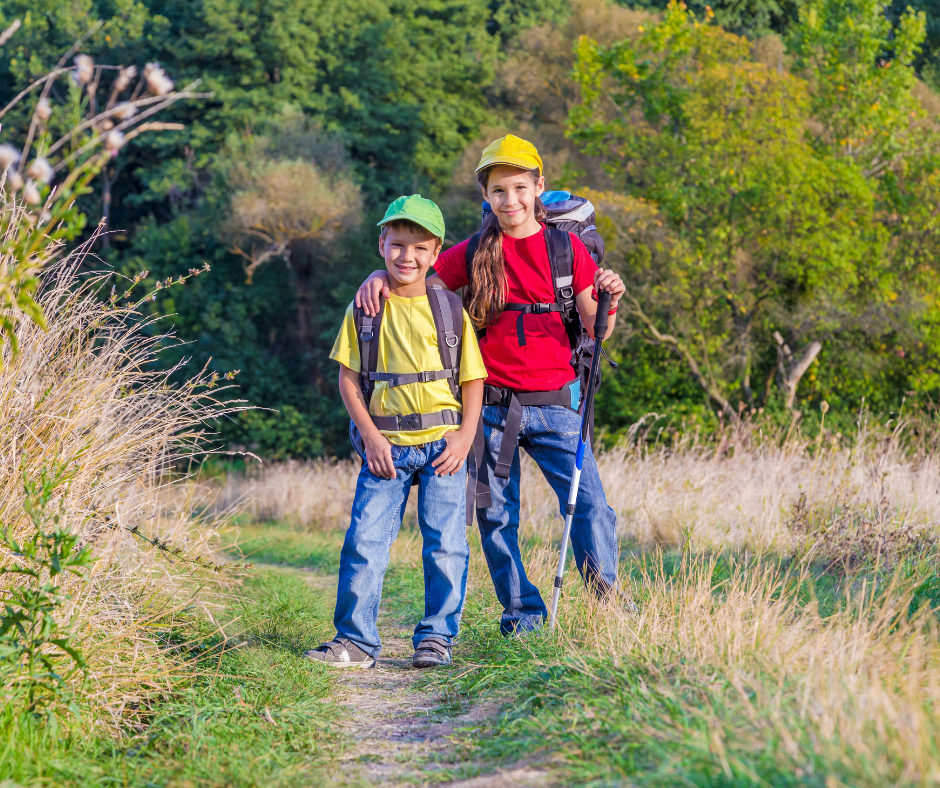 kids bug out bags